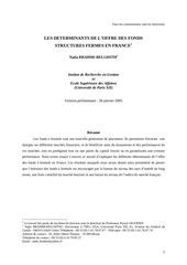 determinantsfondsformule