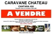 caravane chateau a vendre 1