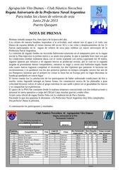 Fichier PDF regata aniversario pna prensa y resultados