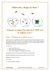 ateliers et stages sf evolution