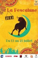 affiche et programme pescalune 2013