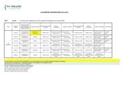 calendrier ufr allsh 2013 14