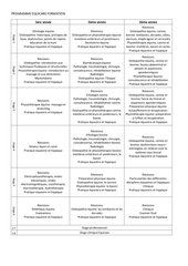 programme equicare formation