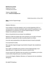 matthew de lamotte lettre de motivation 1
