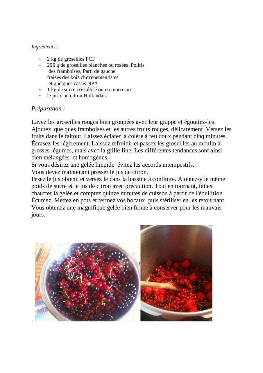 Recette de la gel e fruits par parents fichier pdf - Telecharger recette de cuisine algerienne pdf ...