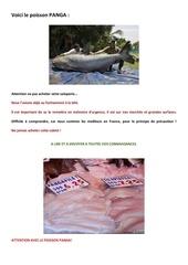 Fichier PDF voici le poisson panga