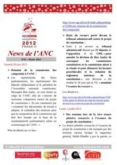 newsletter n 31 fr