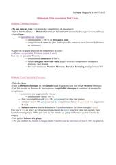 methode blup tinker pdf