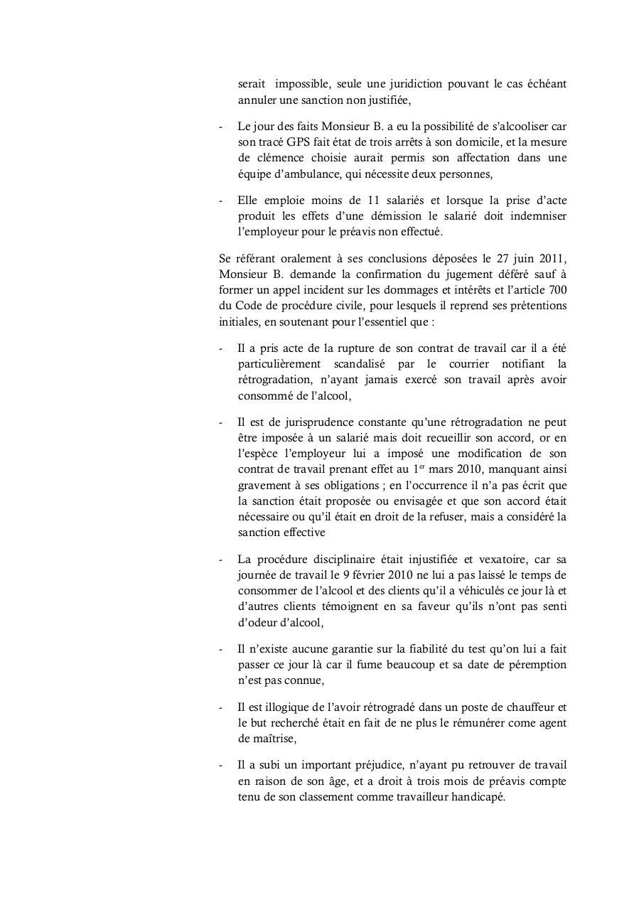 Arret Cour D Appel De Colmar Par Margaux Fichier Pdf
