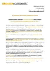 Fichier PDF communique de presse n 1 clairement immobilier