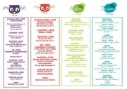 programme clubs enfants ete 2013 semaine 2