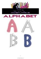 Fichier PDF alphabet