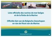 navires belges schepen 15042013
