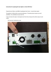 rti laser dismantling
