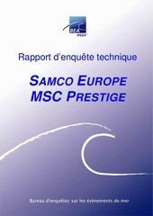 abordage samco europe msc prestige 7 12 2007