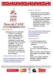 newsletter n 32 vf
