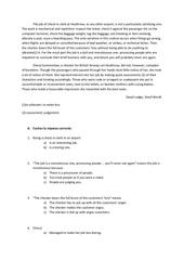 tests anglais evaluation 2010 2011