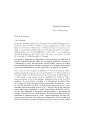Fichier PDF plan