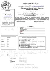 Fichier PDF engagement feuille