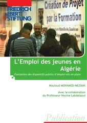 etude fes l emploi des jeunes en algerie final