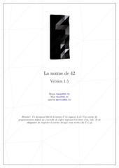 norme42