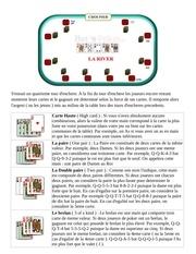 Regles jeu texas holdem poker