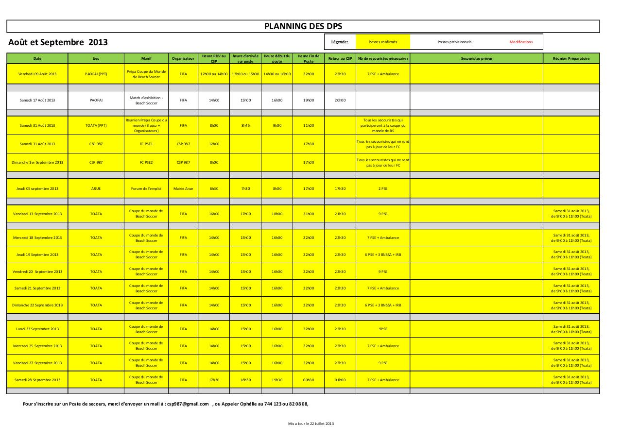 Aperçu du document CSP 987 - planning DPS - AOUT SEPT 2013.pdf - page 1/1