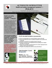 news letter smss 1 policy authentis cameroun