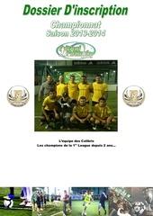 dossier champ 2013