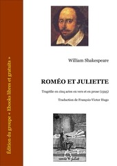 william shakespeare romeo et juliette