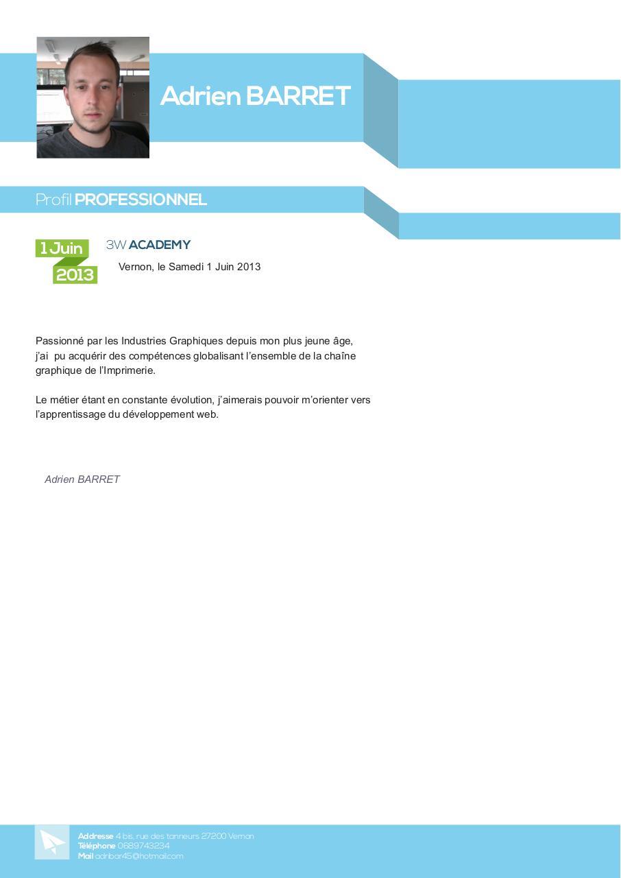 cv adrien new sfp