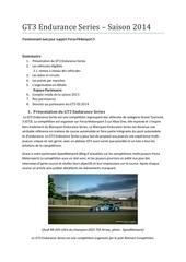 gt3 endurance series