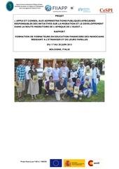 rapport bologne 17 20 06 2013