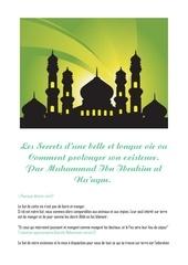 Fichier PDF les secrets d une belle et longue vie 1