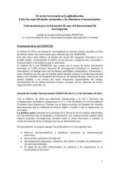 convocatoria ferinter 12 13 de deciembre 2013 v esp