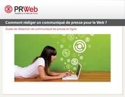 wp comment rediger un communique de presse en ligne