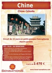 affichette chine groupes 2013