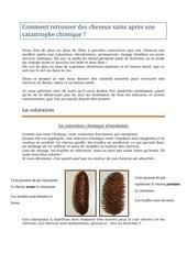 Fichier PDF comment retrouver des cheveux sains