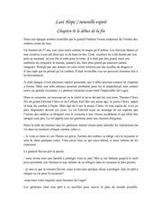last hope sans coupure chapitre 0 1