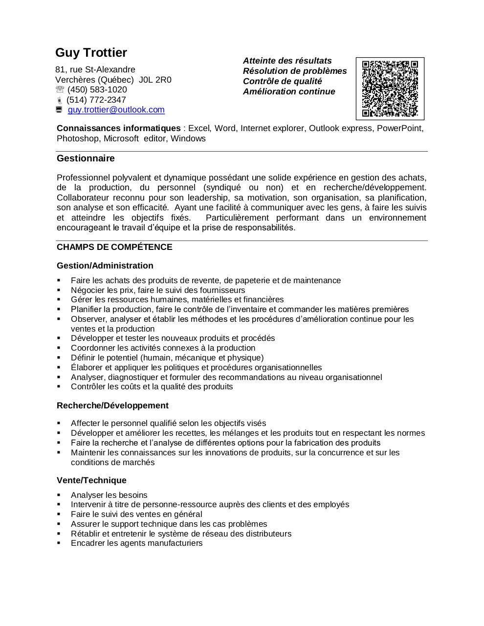 fichier pdf  curriculum vitae par betcon - cv2013 pdf  2