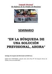 programa seminario no ma s afps 01 de agosto de 2013