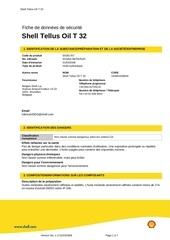 shell tellus oil t 32