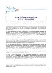 Fichier PDF mafle lettre d information 1 2013 1