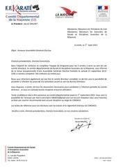 cdkda53 annonce ag elective partielle sept 2013