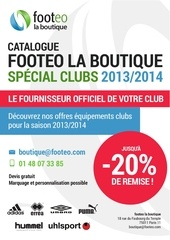 Fichier PDF footeo catalogue