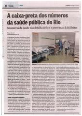 noticia o globo 10mar2013
