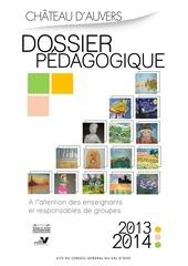 Fichier PDF dossier pedagogique chateauauvers 2013 2014