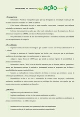 propostas chapa 12