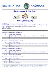 Fichier PDF cotton eye joe