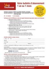 Fichier PDF a4 abonnement velo toulouse